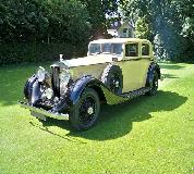 1935 Rolls Royce Phantom in Newport