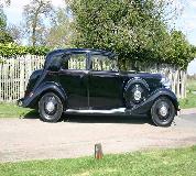 1939 Rolls Royce Silver Wraith in Bristol