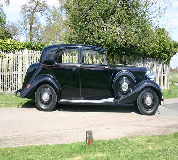 1939 Rolls Royce Silver Wraith in Newport