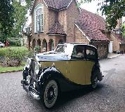 1950 Rolls Royce Silver Wraith in Newport