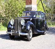 1952 Rolls Royce Silver Wraith in Newport