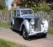 1954 Rolls Royce Silver Dawn in Newport