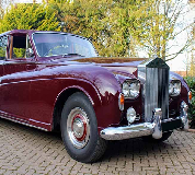 1960 Rolls Royce Phantom in Newport