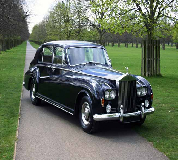 1963 Rolls Royce Phantom in Newport