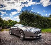 Aston Martin DB9 Hire in Newport