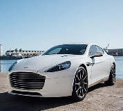 Aston Martin Rapide Hire in Newport