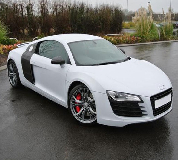 Audi R8 Hire in Newport
