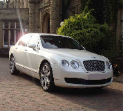 Bentley Flying Spur Hire in Newport