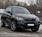 BMW X6 Hire in Newport