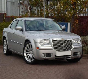 Chrysler 300C Baby Bentley Hire in Newport