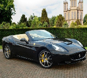 Ferrari California Hire in Newport