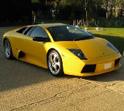 Lamborghini Murcielago Hire in Newport