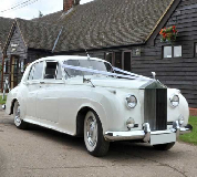 Marquees - Rolls Royce Silver Cloud Hire in Newport