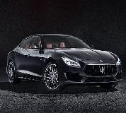 Maserati Quattroporte Hire in Newport