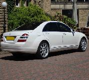 Mercedes S Class Hire in Gwent
