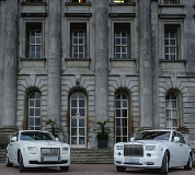 Phantom and Ghost Pair Hire in Newport