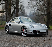 Porsche 911 Turbo Hire in Newport