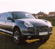 Porsche Cayenne Limos in Newport