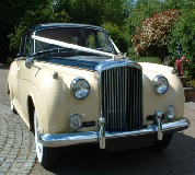 Proud Prince - Bentley S1 in Newport