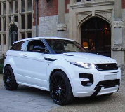 Range Rover Evoque Hire in Newport