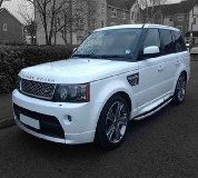 Range Rover Sport Hire  in Newport