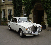 Rolls Royce Silver Shadow Hire in Newport