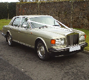 Rolls Royce Silver Spirit Hire in Newport