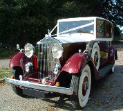 Ruby Baron - Rolls Royce Hire in Newport