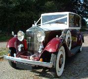 Ruby Baron - Rolls Royce Hire in Bristol